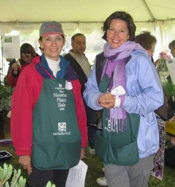 Plant Sale Volunteers