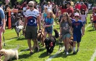 July 4 Dog Parade 2019
