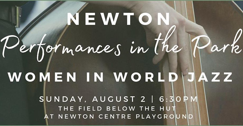 Newton Performances in the Park