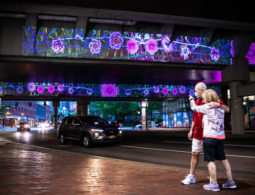 "Public Art Installation Up In Boston ""It Will Leave You Beaming"""