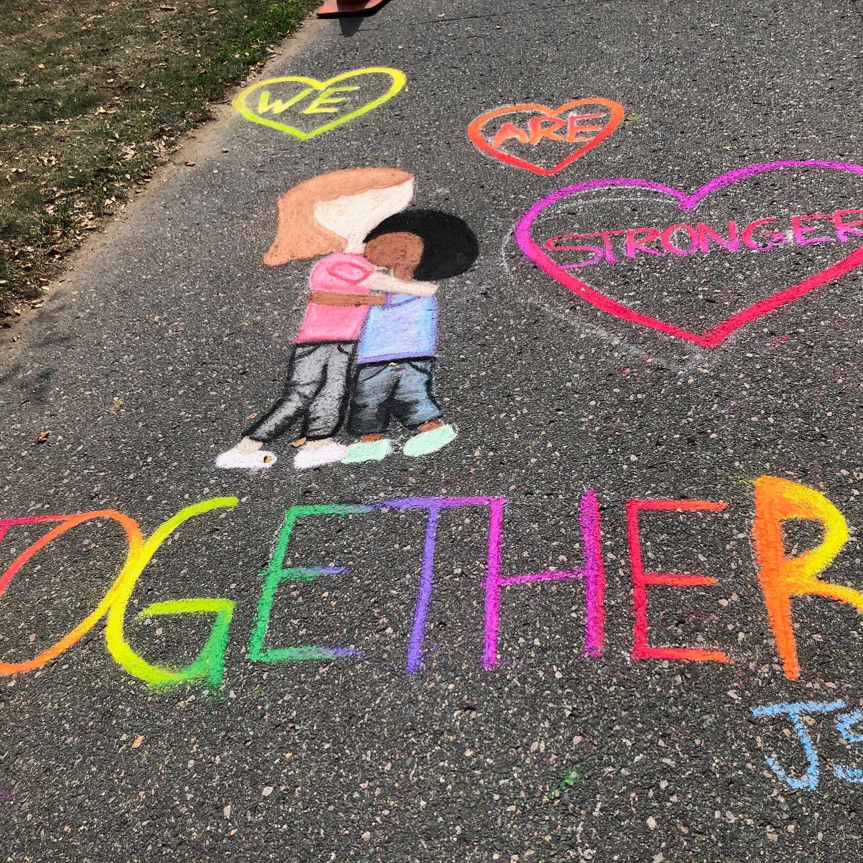 Chalk Art 2020