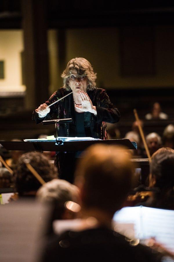 Amelai LeClair Conducting