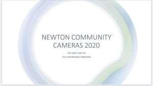 Newton Community Cameras