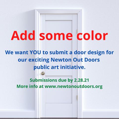 Open Doors Call for Art