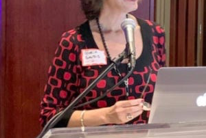 Gloria Gavris, Chair