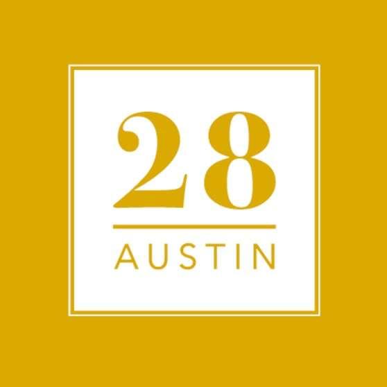 28 on top, Austin below on Yellow Box