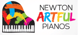 Newton Artful Pianos Logo
