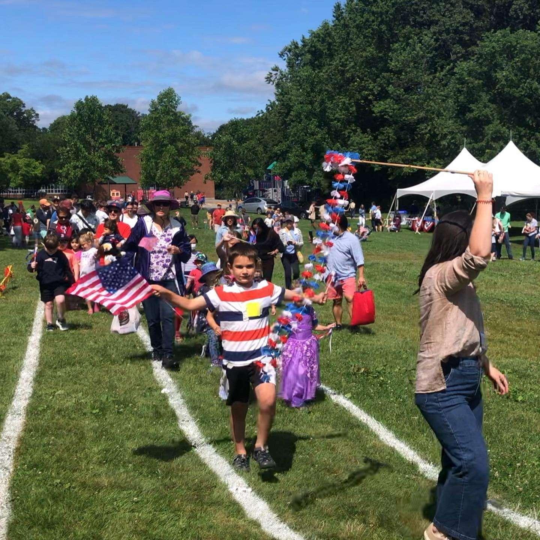 July 4 children's parade 2021