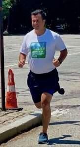 John Zaya Running
